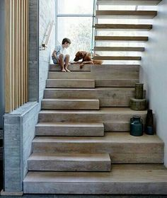 Beautiful Outdoor Basement Stairs