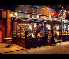 Guinness Tavern    Paris, France