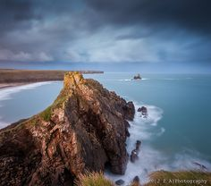 Outcrop: Changeable weather on the magnificent Pembrokeshire Coastal Path