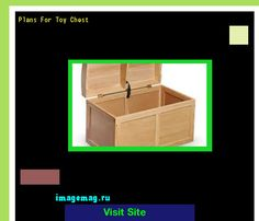 Plans For Toy Chest 154810 - The Best Image Search