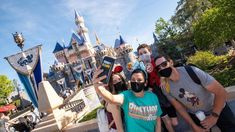 Fully-vaccinated guests ages 2 and older are no longer required to wear face masks at Disneyland Resort, effective today: Disneyland Resort Hotel, Disneyland Tickets, Disneyland Park, Disney World Restaurants, Disney World Resorts, Disney Parks, Grand Californian, Disney California Adventure Park, Disney Dining