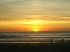 Pacific Beach, San Diego, California -  January 2011