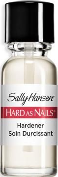 Hard As Nails   Sally Hansen this stuff has helped my nails soooo much. after biting them for 20ish years, i've finally stopped but my nails were thin, weak and damaged. after just a week my nails are noticeably stronger.