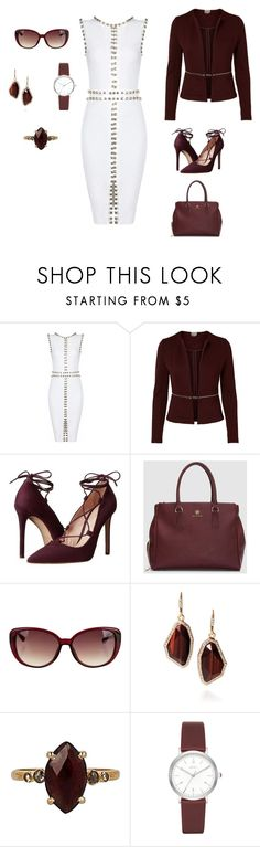 """""""Office Chick"""" by cdette on Polyvore featuring Massimo Matteo, Chloe + Isabel, Chan Luu and DKNY"""