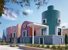 St. Coletta School (2006). Image © Michael Graves