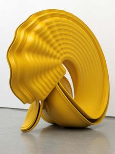 "Tony Cragg's ""Outspan,"" 2008. Courtesy of The Joule Hotel in Dallas, USA, Where the Art Is as Impressive as the Rooms"