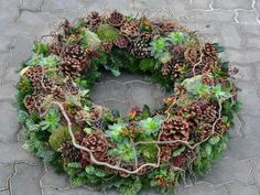 Wreath Nature - Funeral wreath | Sonderform