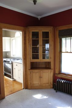 Built In Hutch  www.northernwiforrent.com
