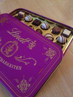 Lindt Chocolate Pralinen