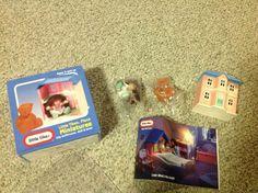 Little Tikes Place Miniatures big dollhouse doll bear new in box item 5554 1993 #littleTikes #Dollhouse #90s #LittleTikesDollhouse #Dollhousesize #VintageLittleTikes #MIB