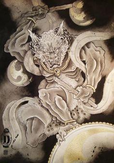 japanese mythology gods - Google Search
