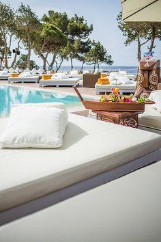 Our selection of the best Ibiza beach clubs – Christmas Fashion Trends Ibiza Travel, Spain Travel, Ibiza Trip, Ibiza Beach Club, Palm Beach, Ibiza Island, Ibiza Formentera, Nikki Beach, Holiday Places
