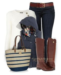 Untitled #1468 by casuality on Polyvore featuring Balmain, Madewell, Steven, Lauren Ralph Lauren and Barneys New York