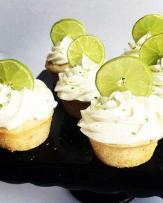 Lime Cupcakes  Tiarastreasuredtreats.com