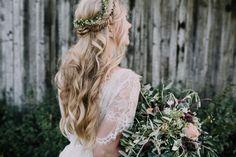 Bohemian Wedding of Erwin & Suzanne van de zande in Belgium Wedding Hair And Makeup, Wedding Beauty, Dream Wedding, Wedding Day, Wedding Things, Wedding 2017, Wedding Stuff, Wedding Flowers, Bridal Braids