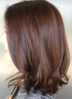 Best Chocolate Brown Hair Color Ideas 2018 – Page 13 of 35 – Cute Haircuts Ideas hair models shinion – Hair Models-Hair Styles Light Chocolate Brown Hair, Light Brown Hair, Warm Brown Hair, Brunette Hair Chocolate Warm, Chocolate Auburn Hair, Brunette Hair Warm, Chocolate Hair Colors, Dark Hair, Redish Brown Hair