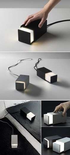 Box Light by Jonas Hakaniemi for Design House Stockholm.