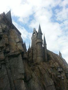 Hogwarts, Islands of Adventure Orlando Florida