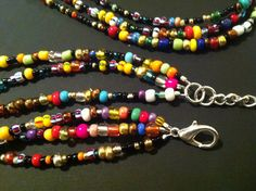 TRINITY 3in1 African Waist Beads by NeaubianEsssence on Etsy, $27.99