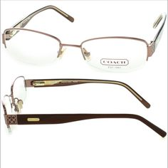 fa24fbf9177 Coach Eyeglasses Coach Eyeglasses style Maeve 1024. New Eyeglasses.  Purchased and never used. Eye GlassesGirl ...