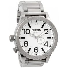 Reloj NIXON THE 51-30 TIDE WHITE