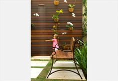 jardim vertical madeira - Pesquisa Google