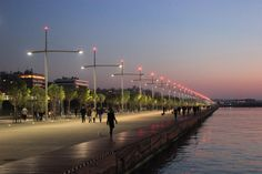 Gallery of New Waterfront of Thessaloniki / Nikiforidis-Cuomo Architects - 3