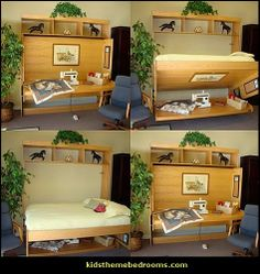 wall beds-murphy beds-storage solutions