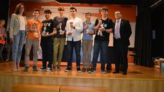 Toledo ya tiene a sus representantes en la Olimpiada regional de Matemáticas - ENCLM