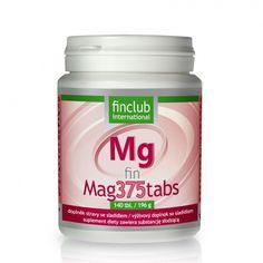 Když chybí hořčík v těle. Doplněk stravy Mag375tabs obsahuje hořčík získaný z Mrtvého moře