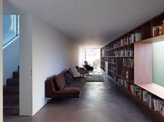 2b architectes, Roger Frei, Thomas Jantscher · Urban Villa Beaumont