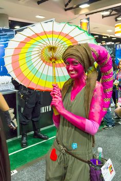 Twi'lik Kaylee #cosplay, Photo by Adam Dickinson #SDCC