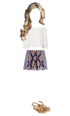 """peasant t shirt"" by annieanne-tumblr13 ❤ liked on Polyvore featuring H&M, Topshop and Accessorize"