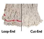 Update International MOPNo.32CE Cotton Fiber Cut-End Mop Head, No.32 by Update International. $8.34. It features a cut-end design which is the design used most in commercial settings. Made from a highly-absorbent cotton blend that can absorb many times its own weight in liquid. It is sure to be able to effortlessly clean up even the heaviest messes. Cotton fiber cut-end mop head. The mop head weighs 680-grams. This cut-end mop head is made from a highly-absorbent...