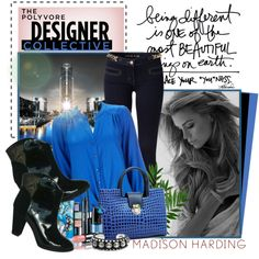 """""""Urban Bohemian with Madison Harding"""" by polybaby on Polyvore"""