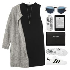 """#867"" by maartinavg ❤ liked on Polyvore featuring Joseph, adidas, Acne Studios, Givenchy, Toast and Christian Dior"