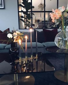 15 ideas for living room decor apartment ikea interior design Ikea Interior, Interior Design Living Room, Kitchen Interior, Living Room Grey, Home And Living, Living Room Decor, Cozy Living, Living Room Inspiration, Home Decor Inspiration