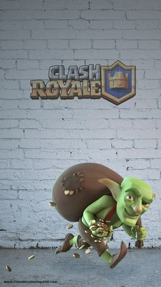 goblinthief_clashroyalekingdom_2160x3840 Game Coc, Coc Clash Of Clans, Royale Game, Apps, Gaming Wallpapers, Cartoon Styles, Arcade Games, Memes, Games For Kids