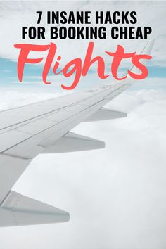 7 INSANE TRAVEL HACKS FOR FINDING CHEAP FLIGHTS - 7 easy travel hacks for finding cheap flights on your home computer! | How To Find Cheap Flights - Cheap Flights -Travel Hacks For Airfare - Cheap Flight Tickets - Cheapoflights - Travel Hacks For Flights - Travel Hacks - #travel #travelblog Book Cheap Flights, Find Cheap Flights, Airfare Cheap, Travel Hacks, Travel Tips, Credit Card Points, Cheap Flight Tickets, Best Flights, Visit Mexico