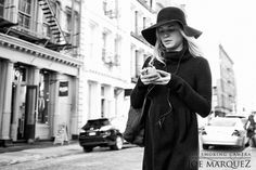 New York Street Photography Fuji x100 by The Smoking Camera, via Flickr