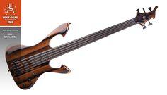 Wahlbrink Custom Basses & Guitars
