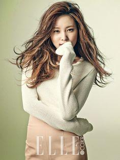 Yoon So Hee - Elle May 2014