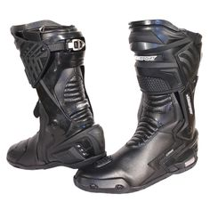 Tiendas de motos - Motorcycle Leather Boots (AGV Sport Novera) Motorcycle Leather, Motorcycle Boots, Touring, Leather Boots, Hiking Boots, Shoes, Style, Fashion, Tents