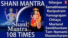 Nilanjan Samabhasam Mantra 108 times By Hemant Chauhan l Shani Jayanti S...