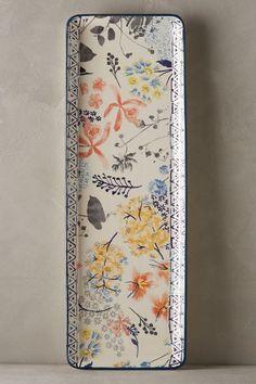 WE ♥ THIS!  ----------------------------- Original Pin Caption: New dinnerware