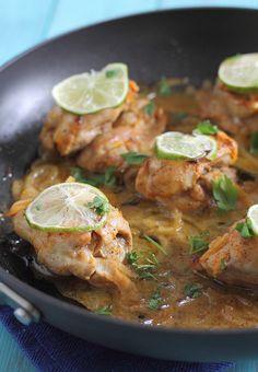 siracha lime chicken 3 by Runningtothekitchen, via Flickr