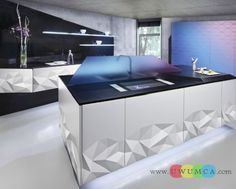 Kitchen:New Modern Kitchen Layout Styles And Interior Designs Colors Backsplash Countertops Island Remodels Small House Space Ikea White Bla...