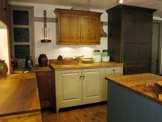 Pinterest~Images from Primitive Kitchens Board~