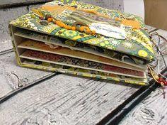 Мечты сбываются: Мастер-класс по замечательному переплету. Scrapbook Albums, Scrapbooking, Book Binding, Mini, Stamp, Blog, Scrapbooks, Stamps, Scrapbook