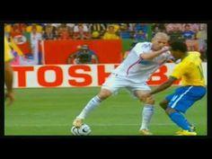 Zinedine Zidane Top 10 Best Ever Moves
